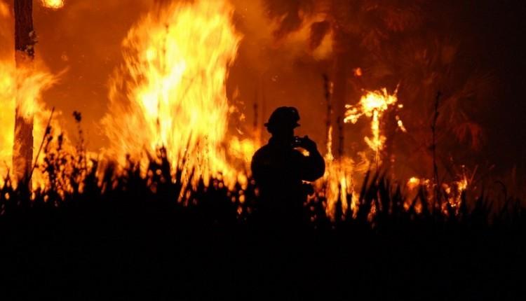 Már huszonegyen haltak meg a kaliforniai tűzvészben