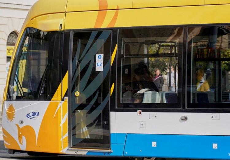 Villamosbaleset Debrecenben: változás a közlekedésben
