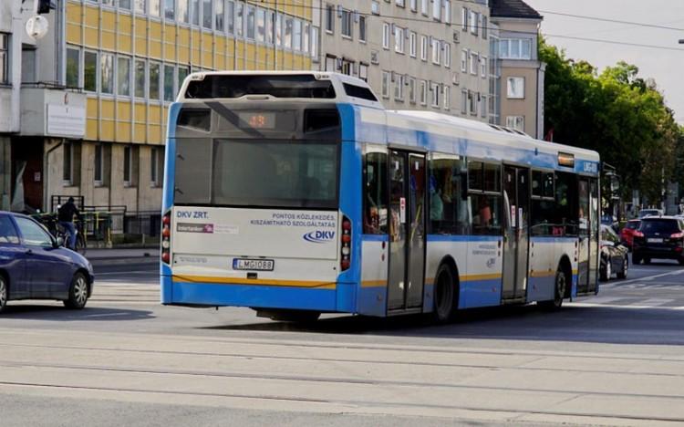 Helyszínelés miatt terelik a debreceni buszokat