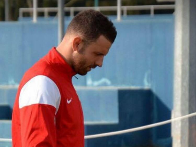 Brutális büntetést kapott a DVTK játékosa - meccsnézés miatt