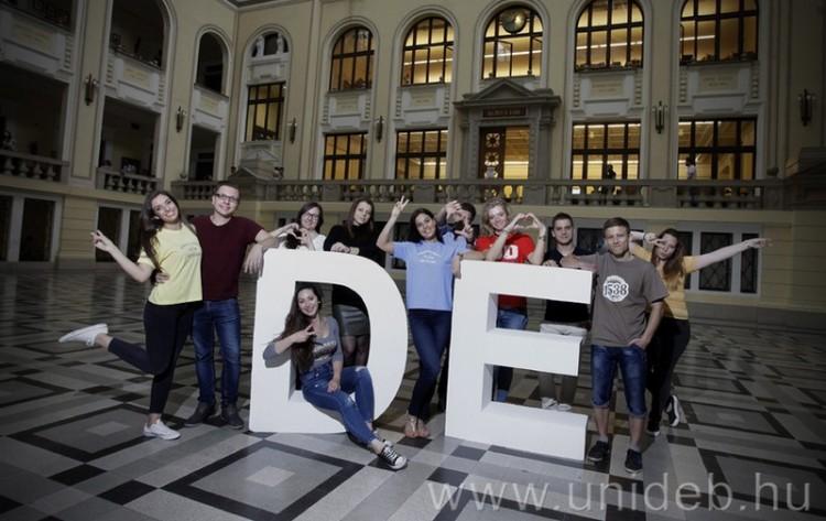 Debreceni Egyetem: elindult a keresztféléves felvételi