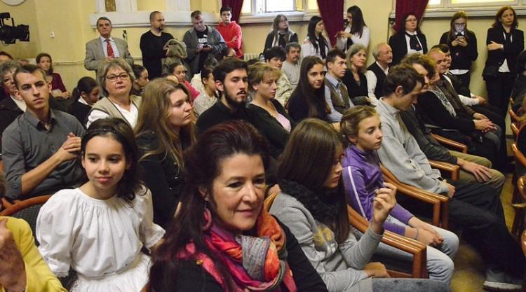 Mátészalkai fiatal művészt is díjaztak Debrecenben
