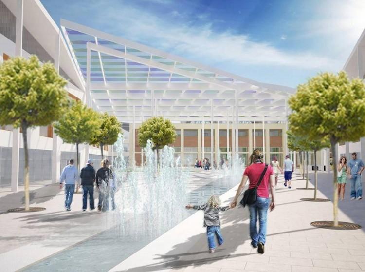 A Jobbik a debreceni városvezetésnek: terveztessék át a Petőfi téri beruházást!