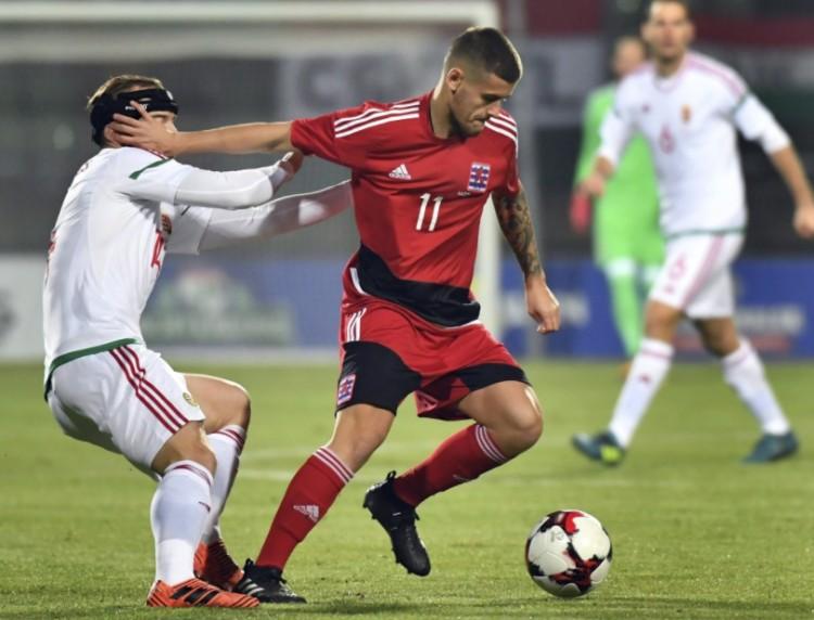 Gyalázatos teljesítményre futott a magyar focistáktól Luxemburgban