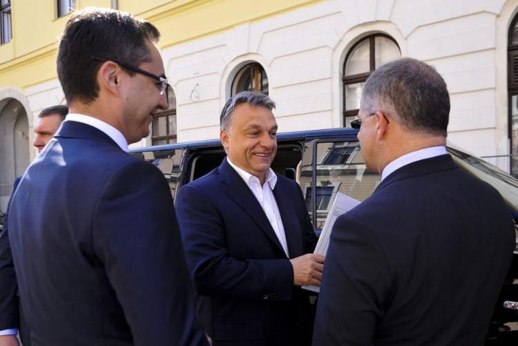 Orbán Viktor elégedett lehet a debreceniekkel