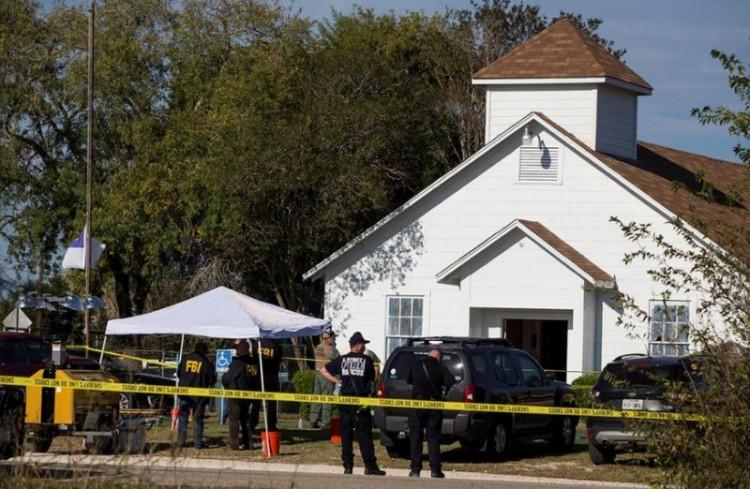 Brutális vérengzés egy amerikai templomban