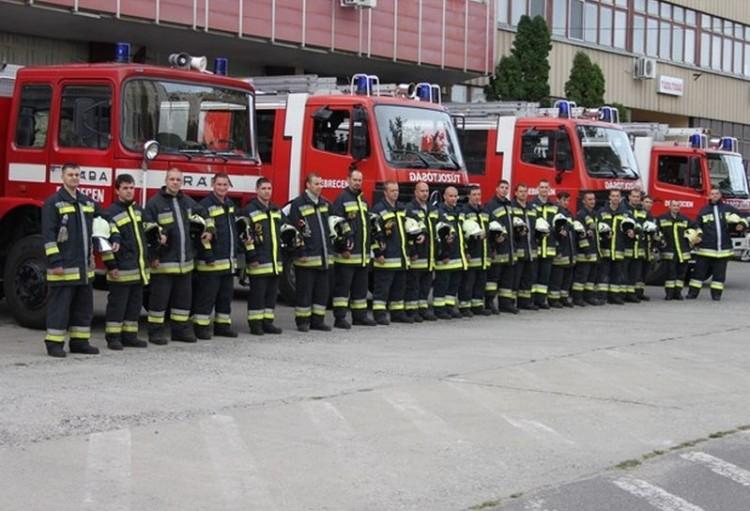 Elnézést kért egy debreceni a tűzoltóktól - vannak még rendes emberek!
