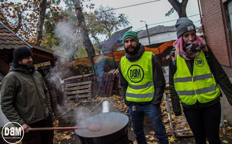 Iskolásokkal indít akciót a Debrecen Bike Maffia
