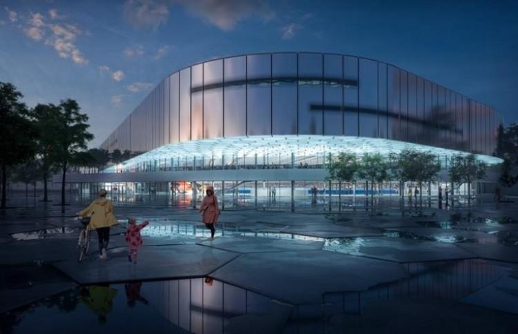 Elkészültek az újabb nagy nemzeti sportcentrum tervei
