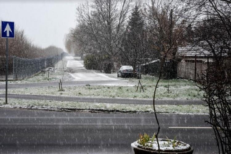 Ferenc havat hozott Debrecenbe, de el is viszi