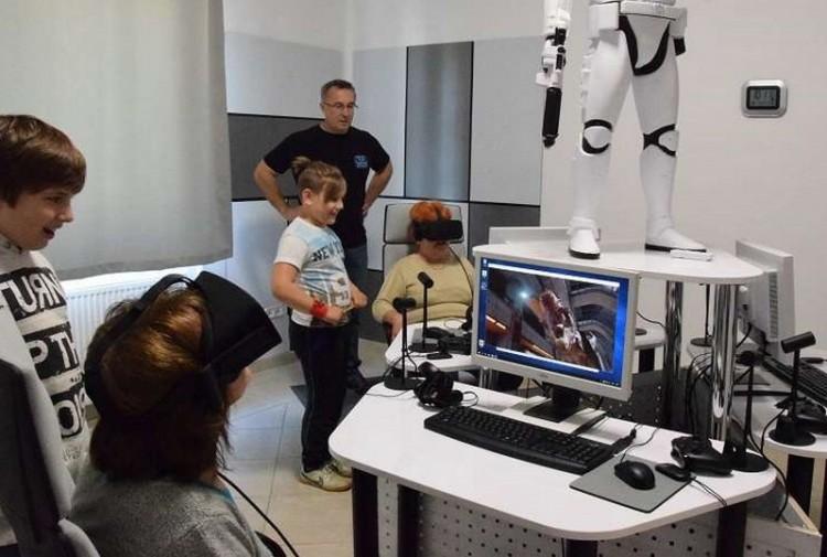 VRport Debrecen  ajándékozz élményt a virtuális valóságban ... 8cfa70dda1