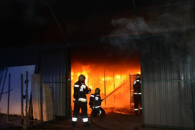 Így pusztított a tűz Bodaszőlőn (galéria)