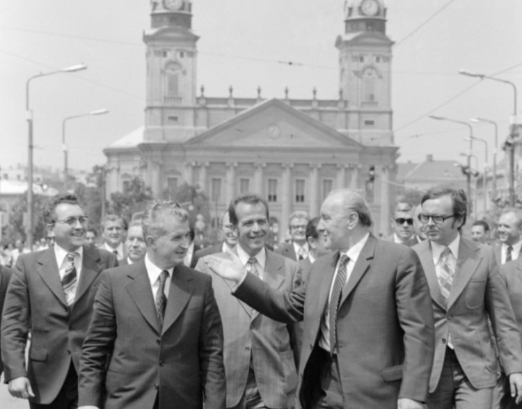 Száz éve született Közép-Kelet-Európa ördöge