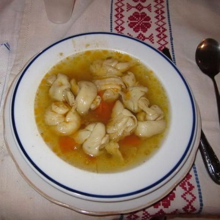 Recept: kötöttészta-leves