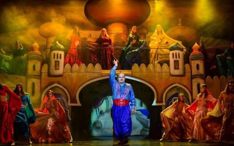 Aladdin Debrecenben varázsol
