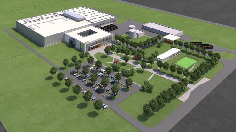 A Continental is gyárat létesít Debrecenben!