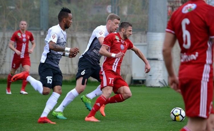 Orosz első ligás csapatot vert a Debrecen