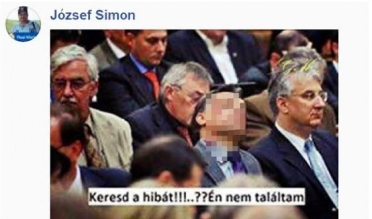 Orbán Viktor főbe lőve - a Fidesz kikéri magának