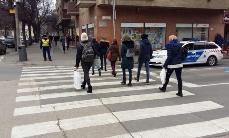 Gyalogosgázolás Debrecenben - a jelenség egyre durvább méreteket ölt!