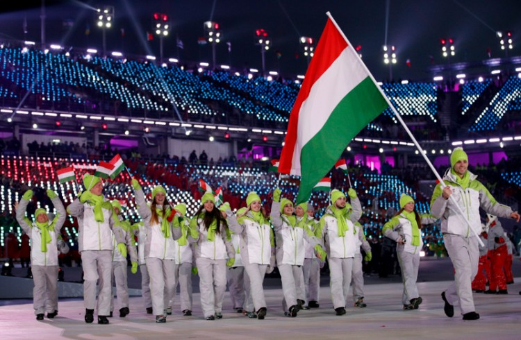 Elstartolt a téli olimpia