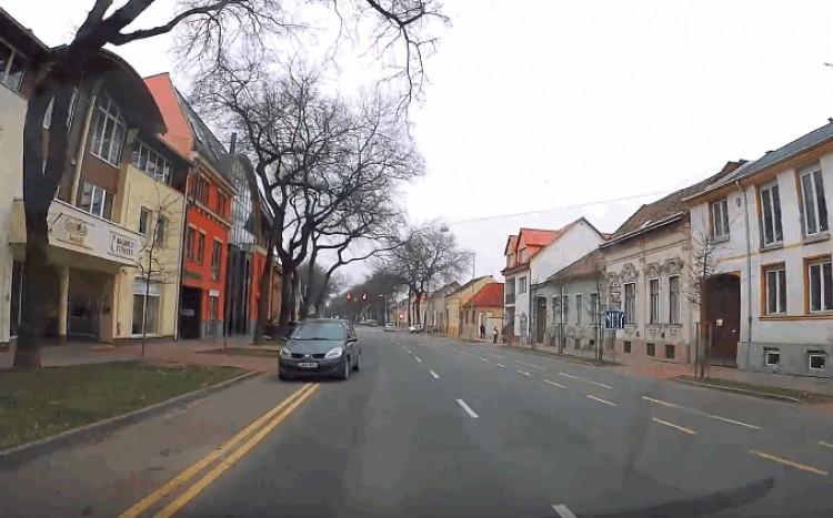 Újabb nagytudású sofőrt fogtunk +videó