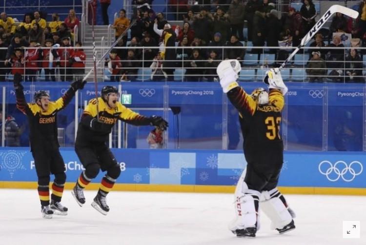 Bombameglepetés az olimpián!