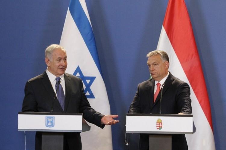 Soros Györgyöt szidja a kormányfő. Az izraeli!