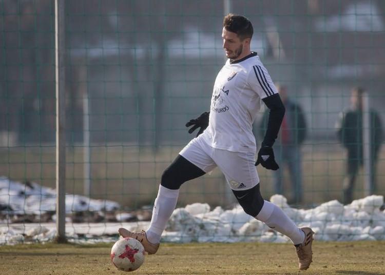 Az ex debreceni megszerezte első újvárosi gólját