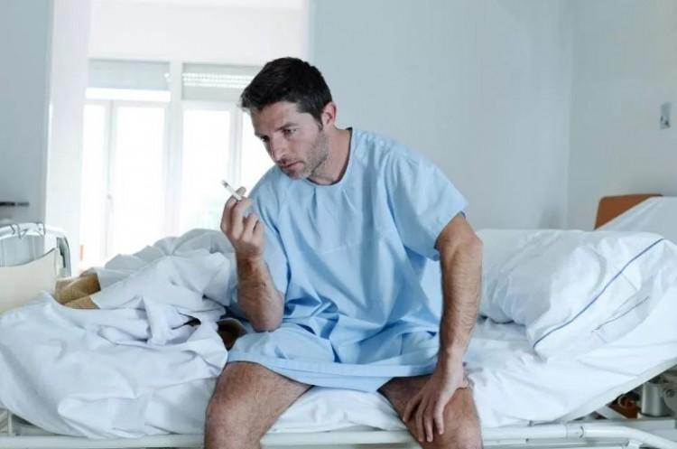 Egy pszichiátriai beteg gyújtotta fel az ágyát a debreceni kórházban