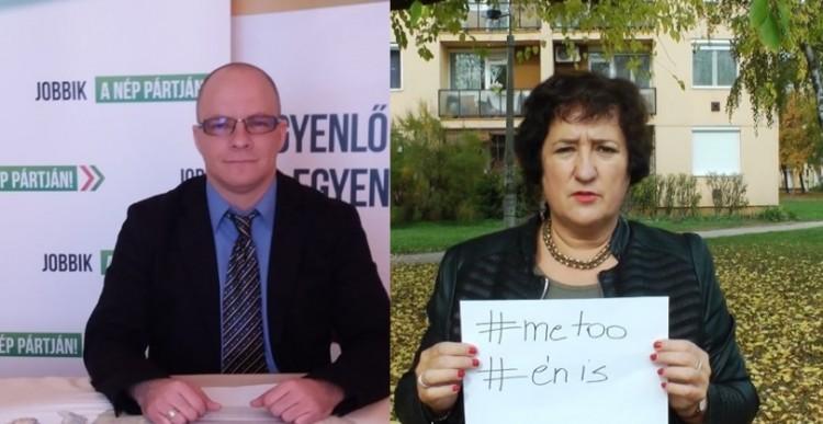 Változik a világ! A jobbikos az MSZP-st győzködi Debrecenben