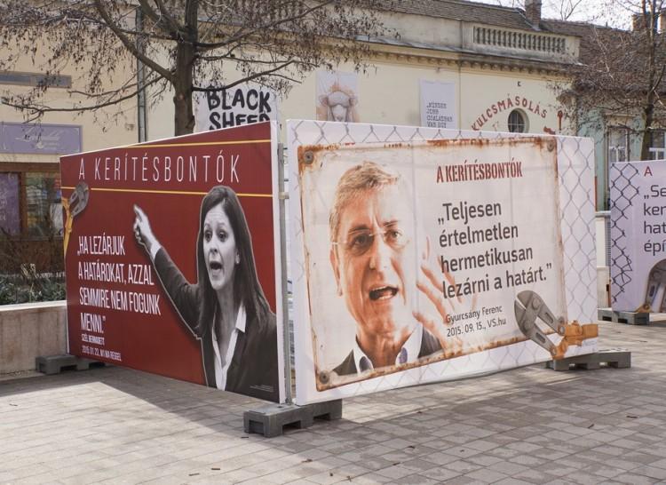 Gyurcsányékkal riogat Debrecenben a Fidelitas