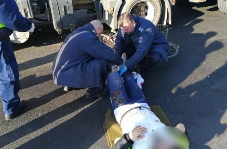 Súlyosan megsérült egy nő Ártándnál