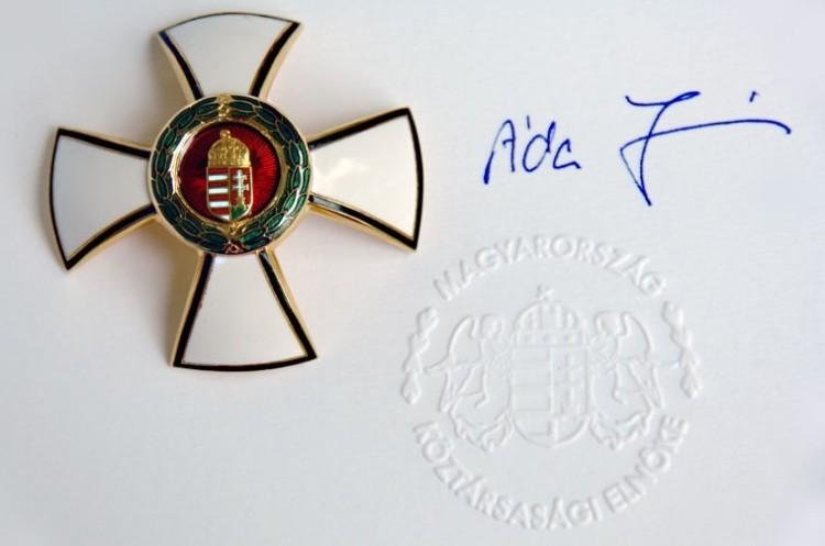 Négy debreceni kapott magas állami kitüntetést