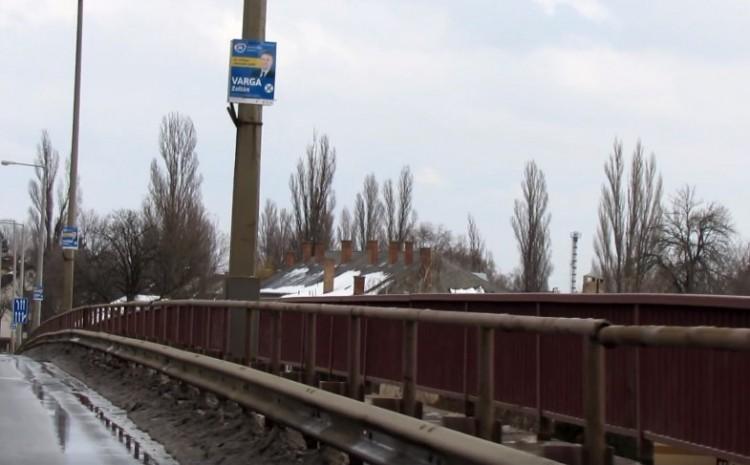 Varga Zoltán road movie-ja a helyi DK-kampány csúcsa