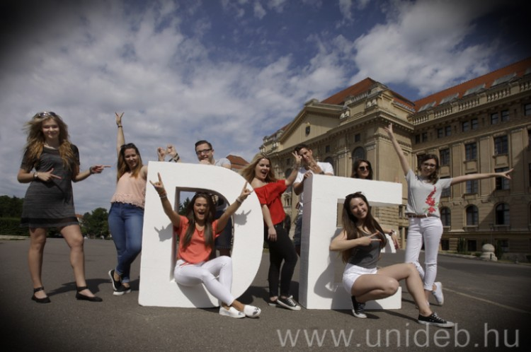 Nagyon menő a Debreceni Egyetem
