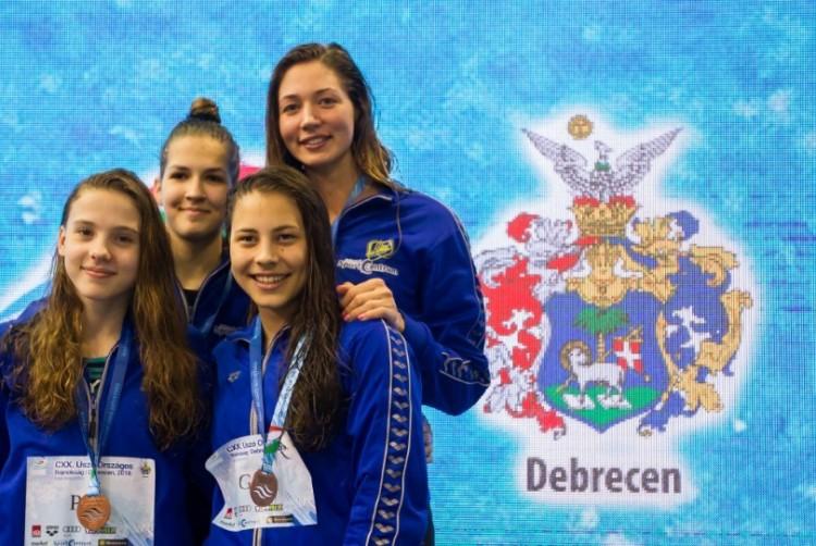 Debreceni sporttörténelmi siker született