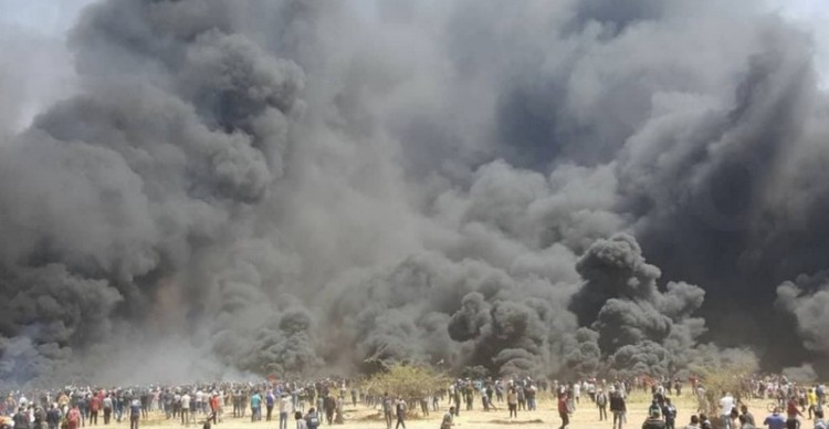 Nem ér véget a gázai borzalom: rengeteg a sebesült