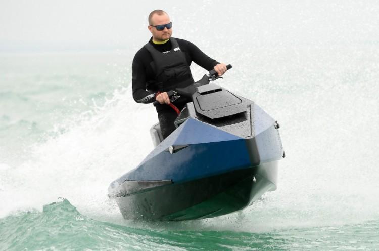 Elektromos jet-ski - magyar találmány!