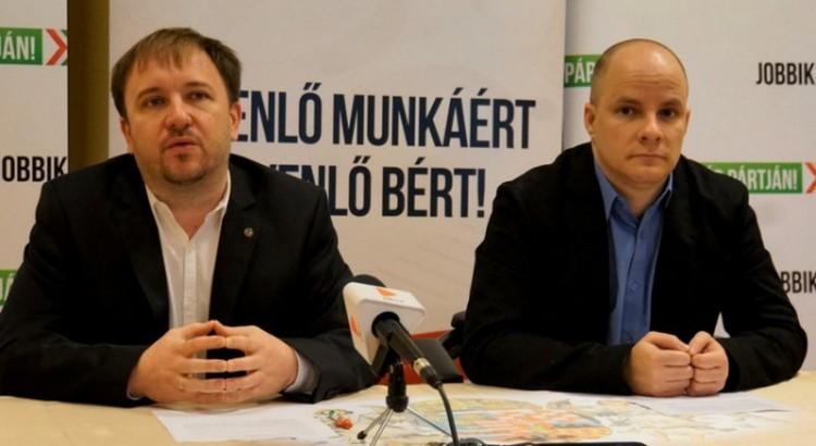 Optimisták a Jobbik debreceni jelöltjei