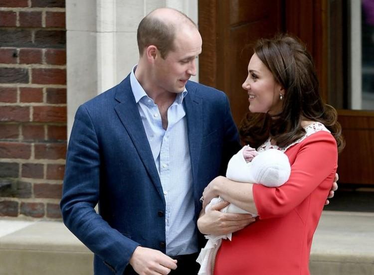 Végre kiderült az újszülött herceg neve