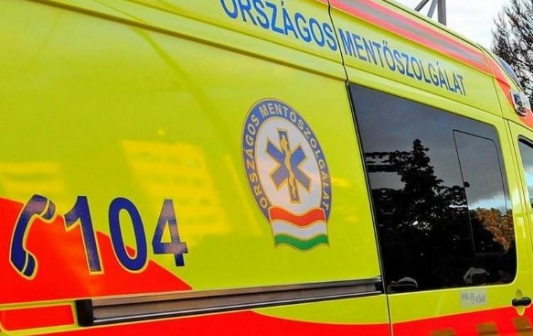 Súlyos sérült a Debrecenhez közeli balesetben