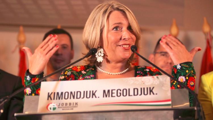 Morvai Krisztinából elege lett a Jobbiknak