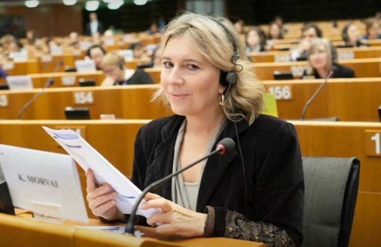 Morvai Krisztina nagy ívben tesz a Jobbik döntésére