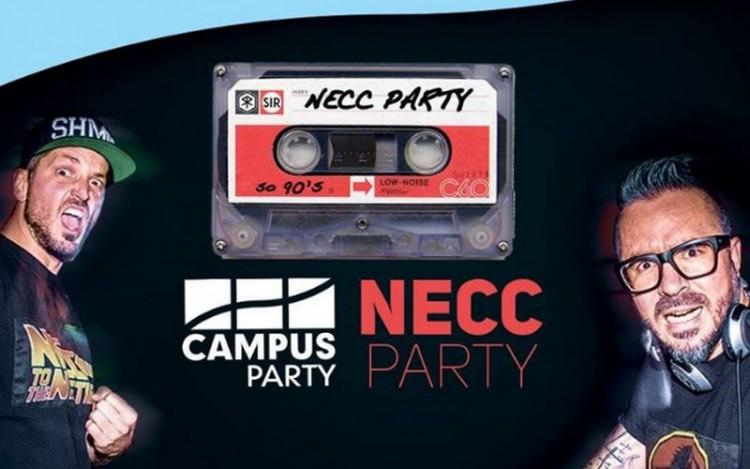 Necc Party-t rendeznek a Nagyerdőn