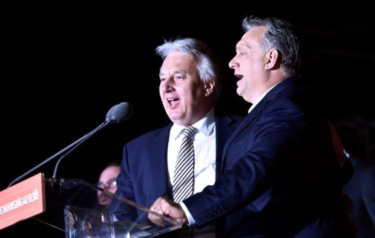 A Fidesz és a bohócliga
