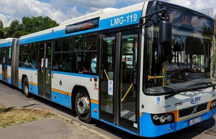 Itt ne akarjon buszra szállni Debrecenben