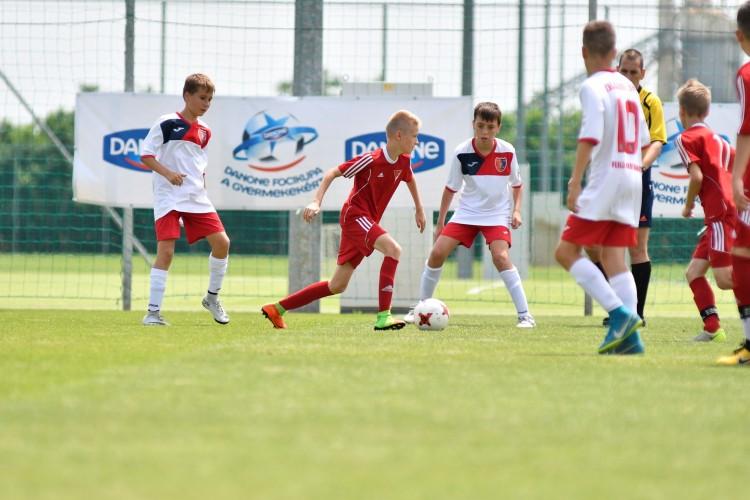 Országos döntőben a debreceni focisták