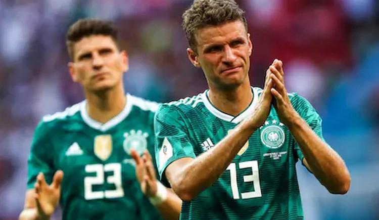 Németországot ilyen szégyen először érte