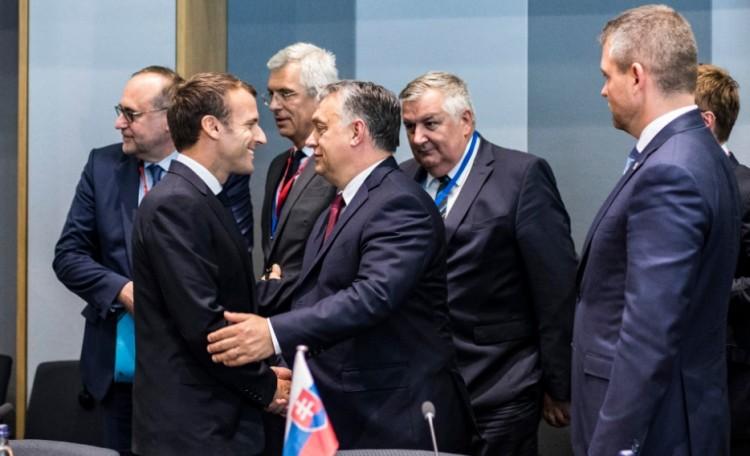 Orbán Viktor hajnalban tartott győzelmi beszédet
