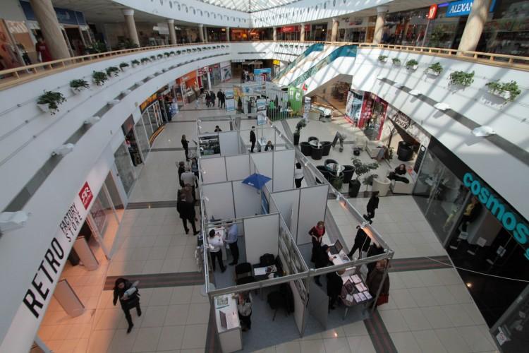 Átöltözés: kívül-belül megújul a Debrecen Plaza